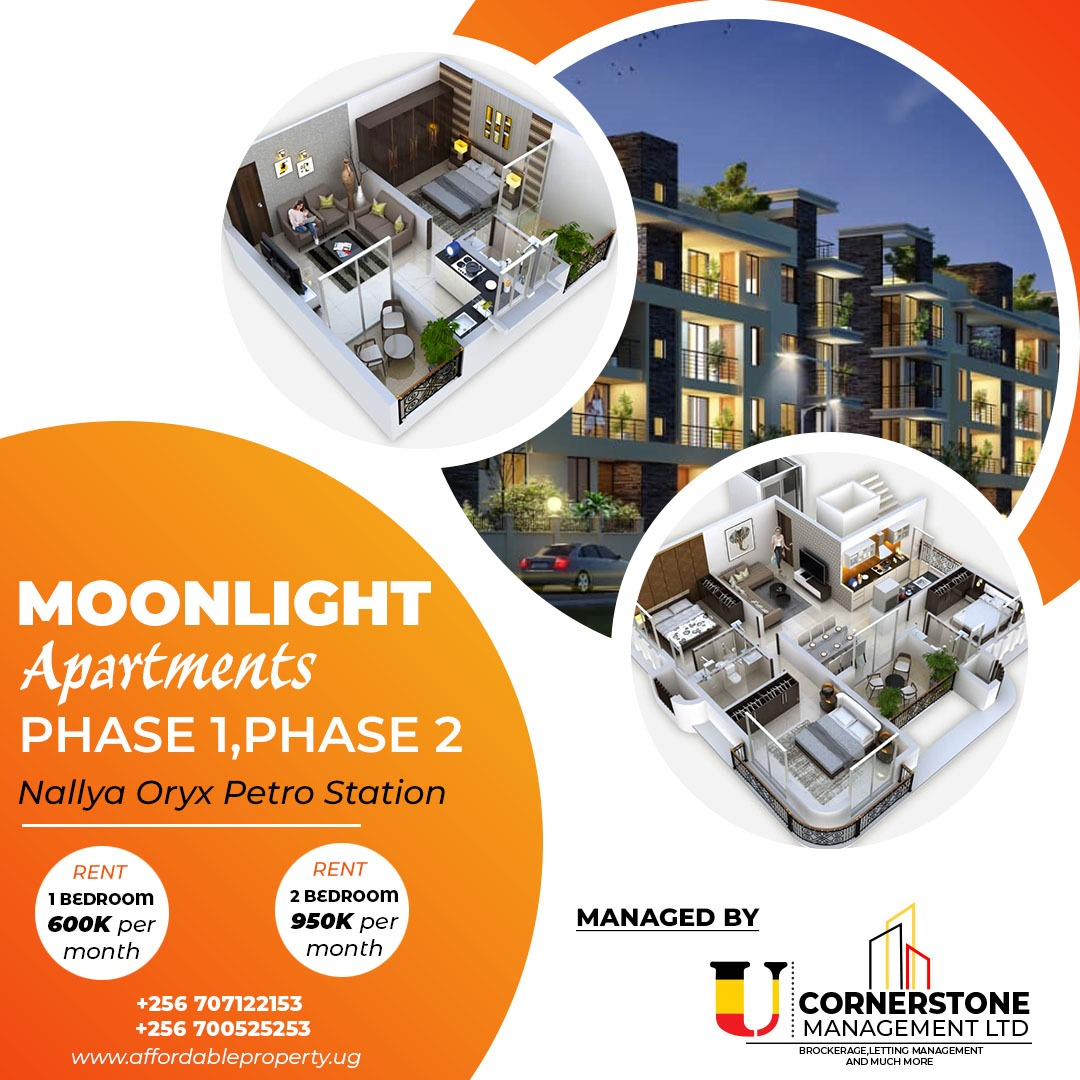 MoonLight Apartments Phase 1 & Phase 2